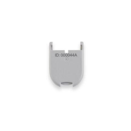 GlucoMen Day CGM Transmitter Kit contém um transmissor para a utilização no seu Sistema GlucoMen Day CGM.